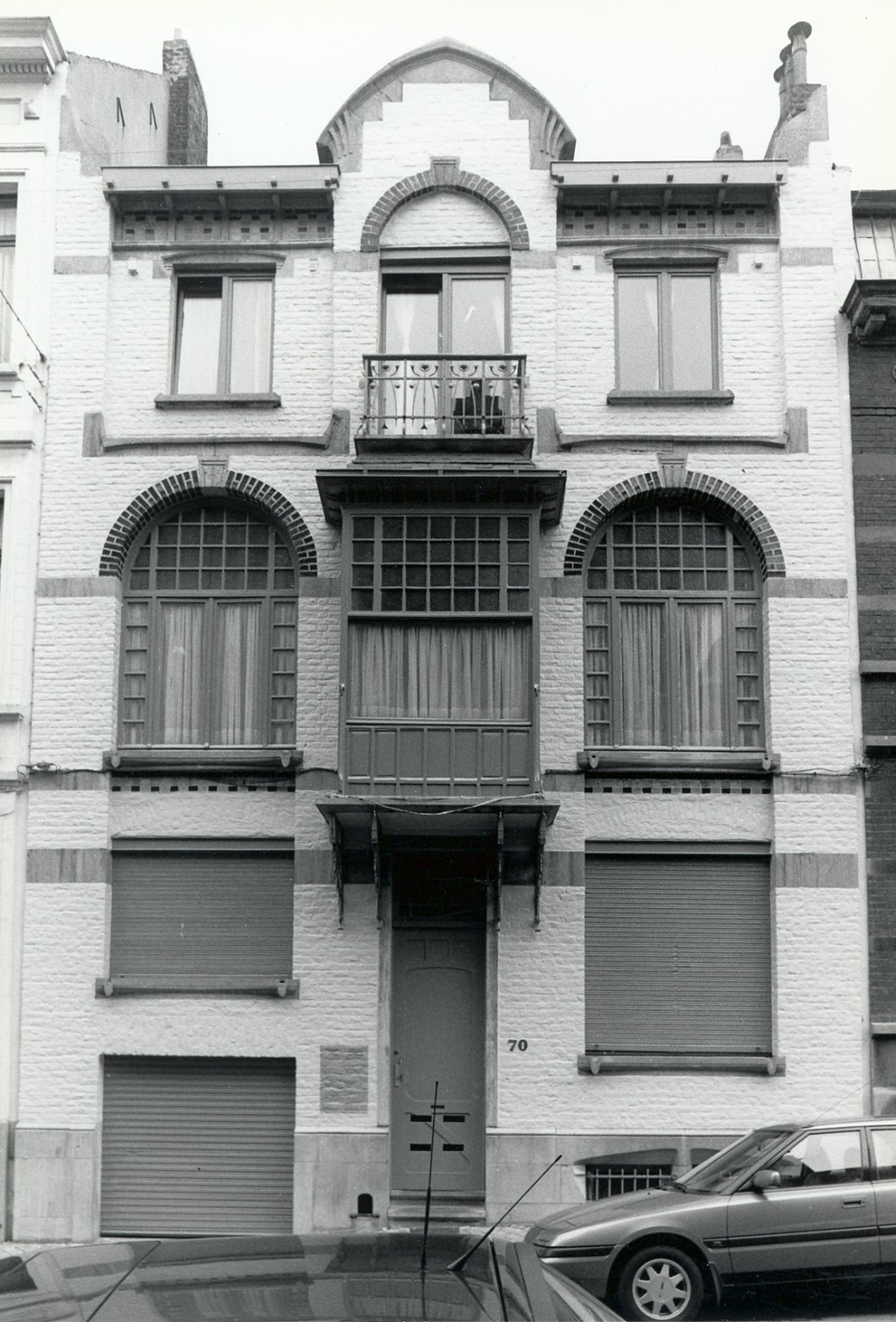 Rue d'Irlande 70 (Sint-Lukasarchief Brussel, s.d.).