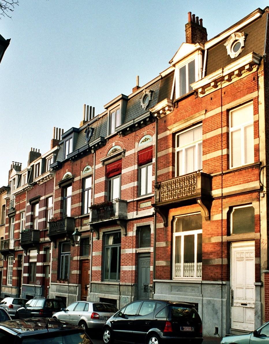 Rue d'Irlande 86, 88, 90, 92 et 94., 2004