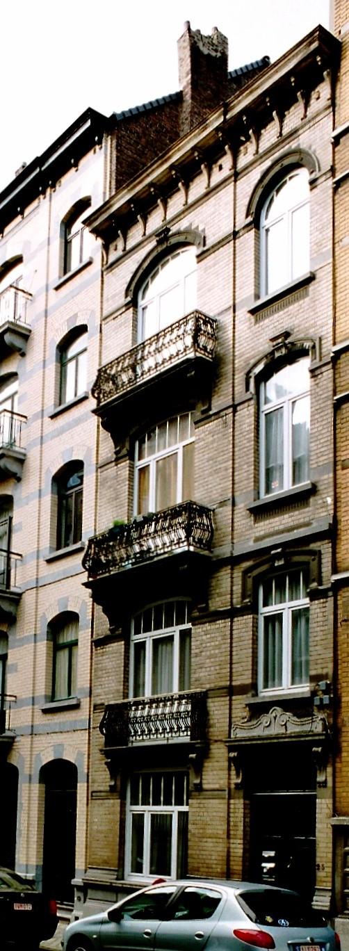 Rue Jean Robie 25., 2003