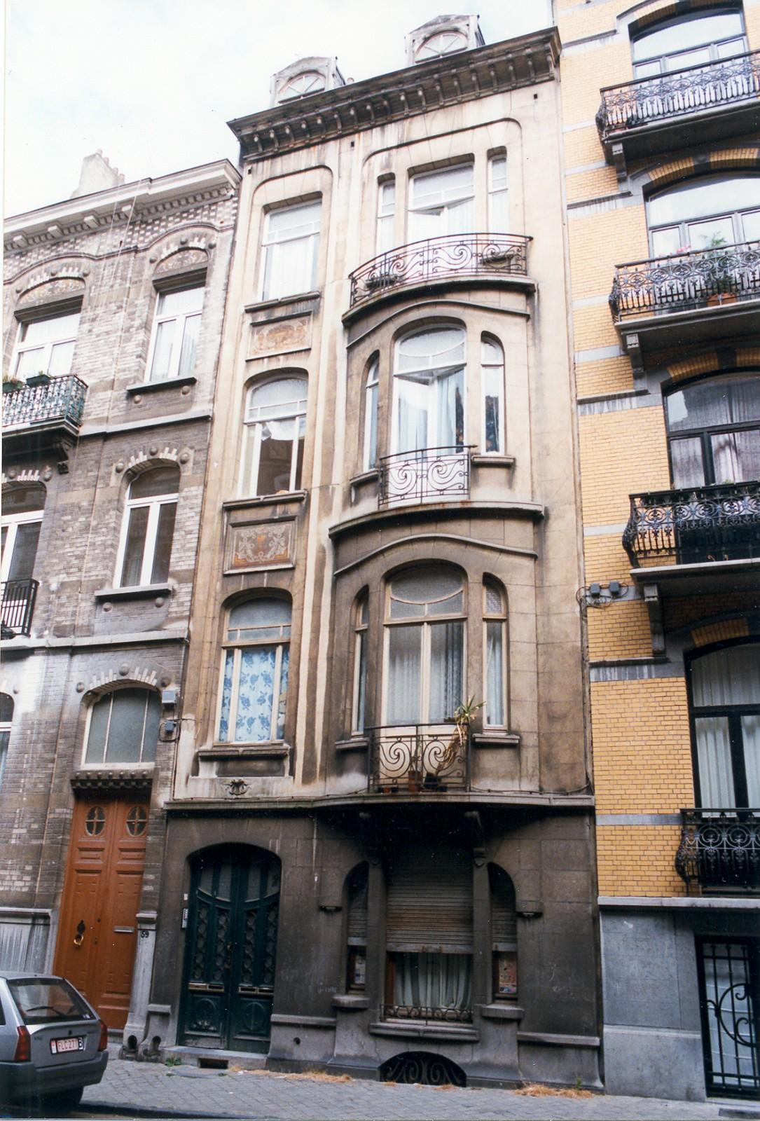 Rue Jean Robie 57., 1998