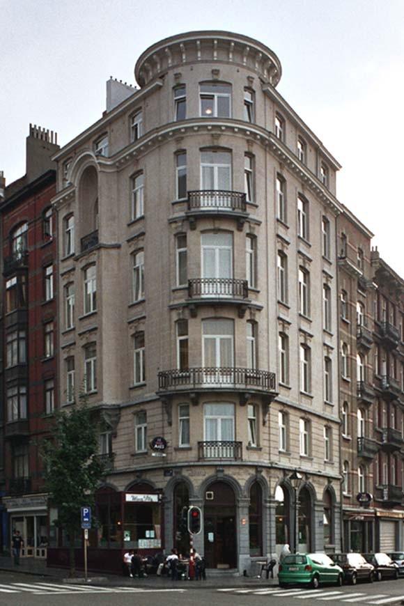 Avenue Jean Volders 1-3., 2004