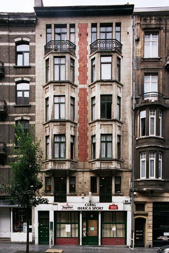 Avenue Jean Volders 11., 2004