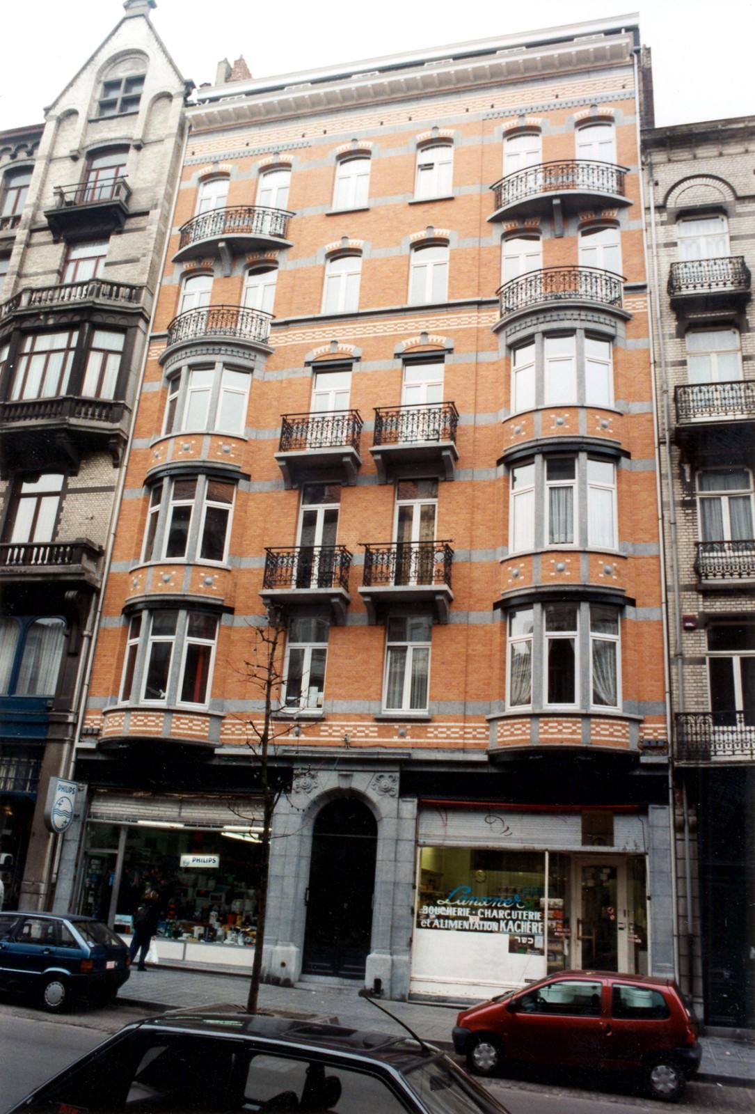 Avenue Jean Volders 37-39-39a., 1998