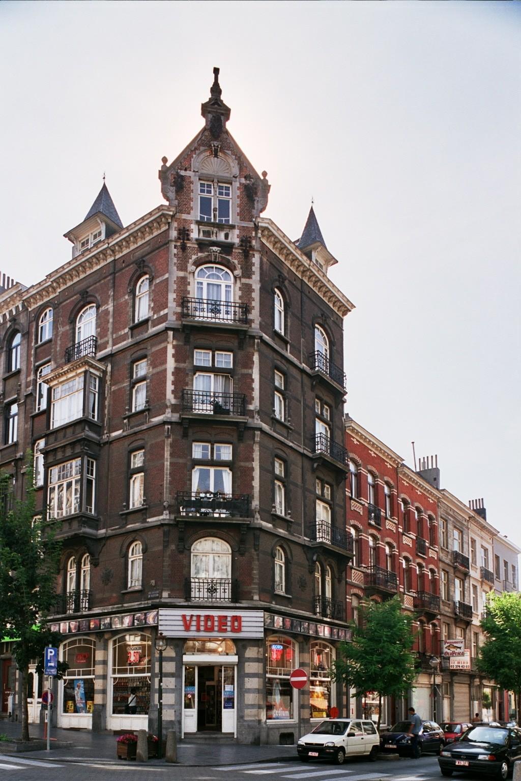 Avenue Jean Volders 45., 2004