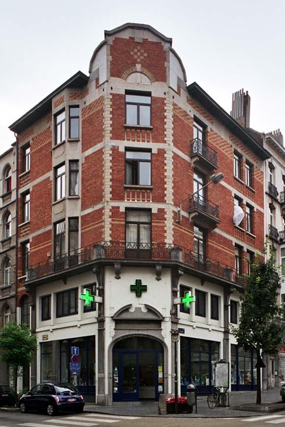 Rue Vanderschrick 16-18 et avenue Jean Volders 50., 2004