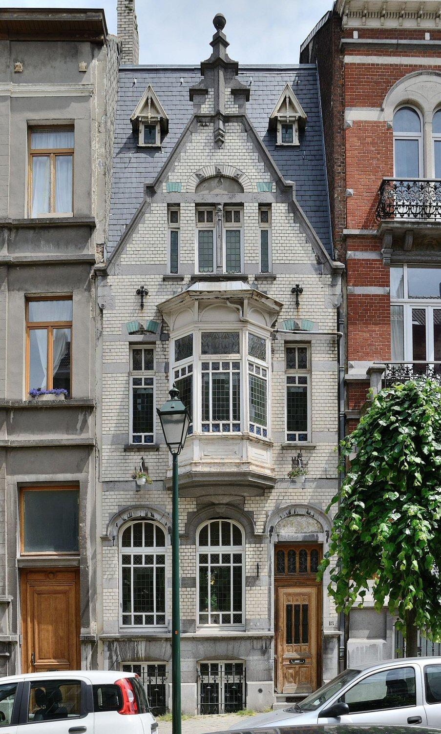 Avenue Jef Lambeaux 18, 2013