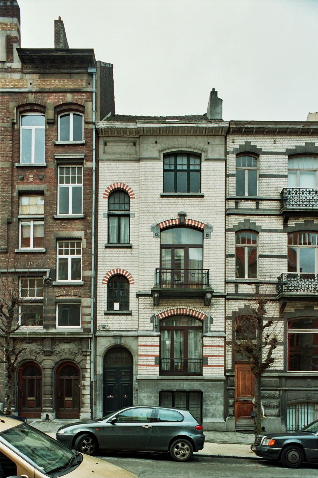 Avenue Jef Lambeaux 19., 2003