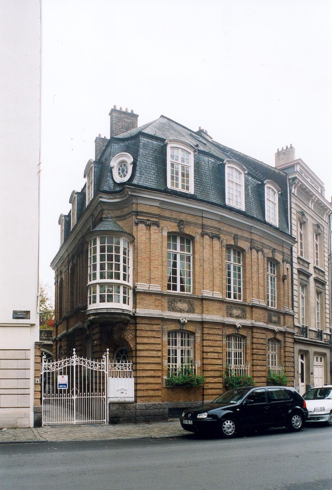 Avenue de la Jonction 4., 2003