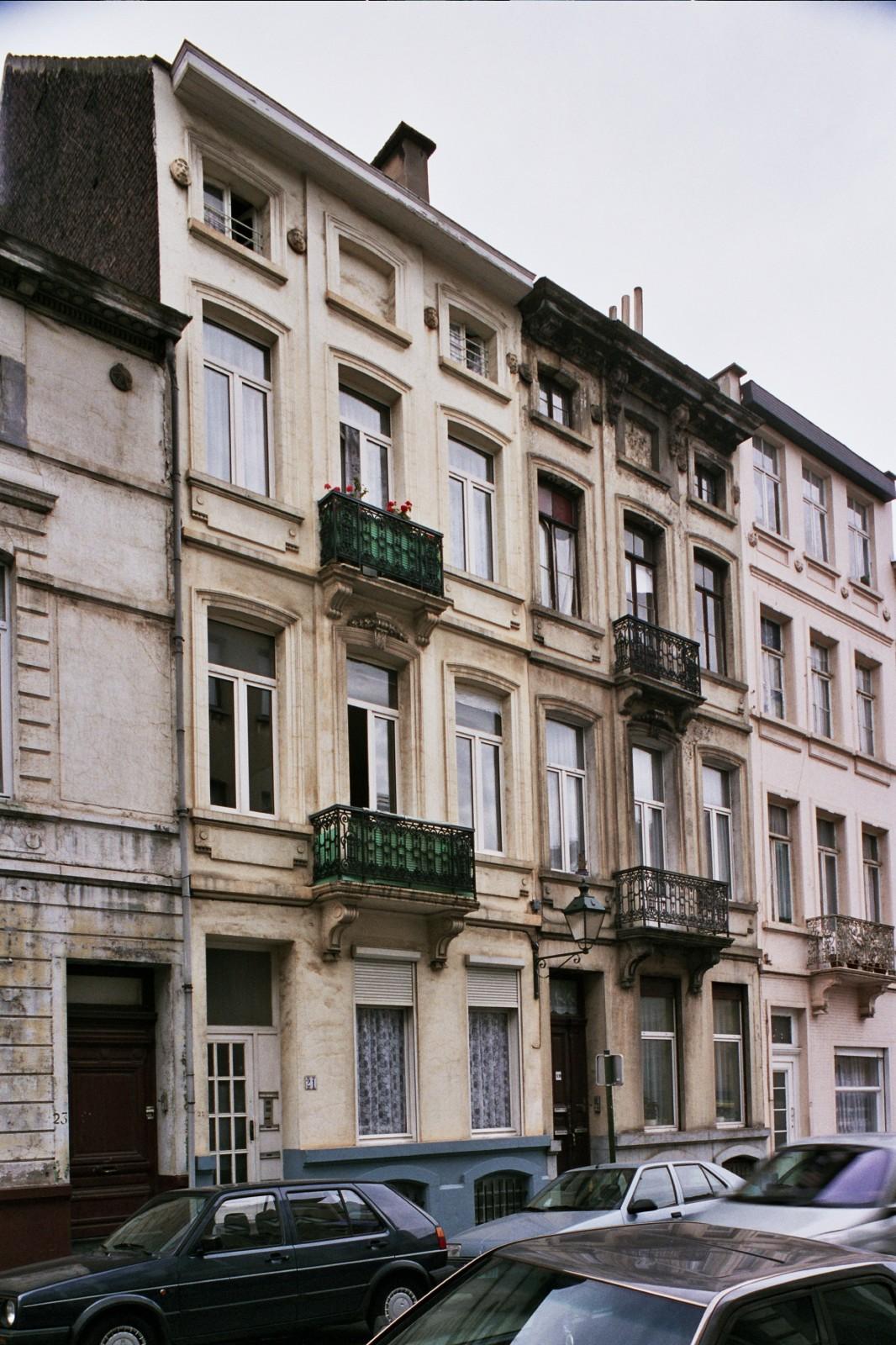 Rue Joseph Claes 21, 19., 2004