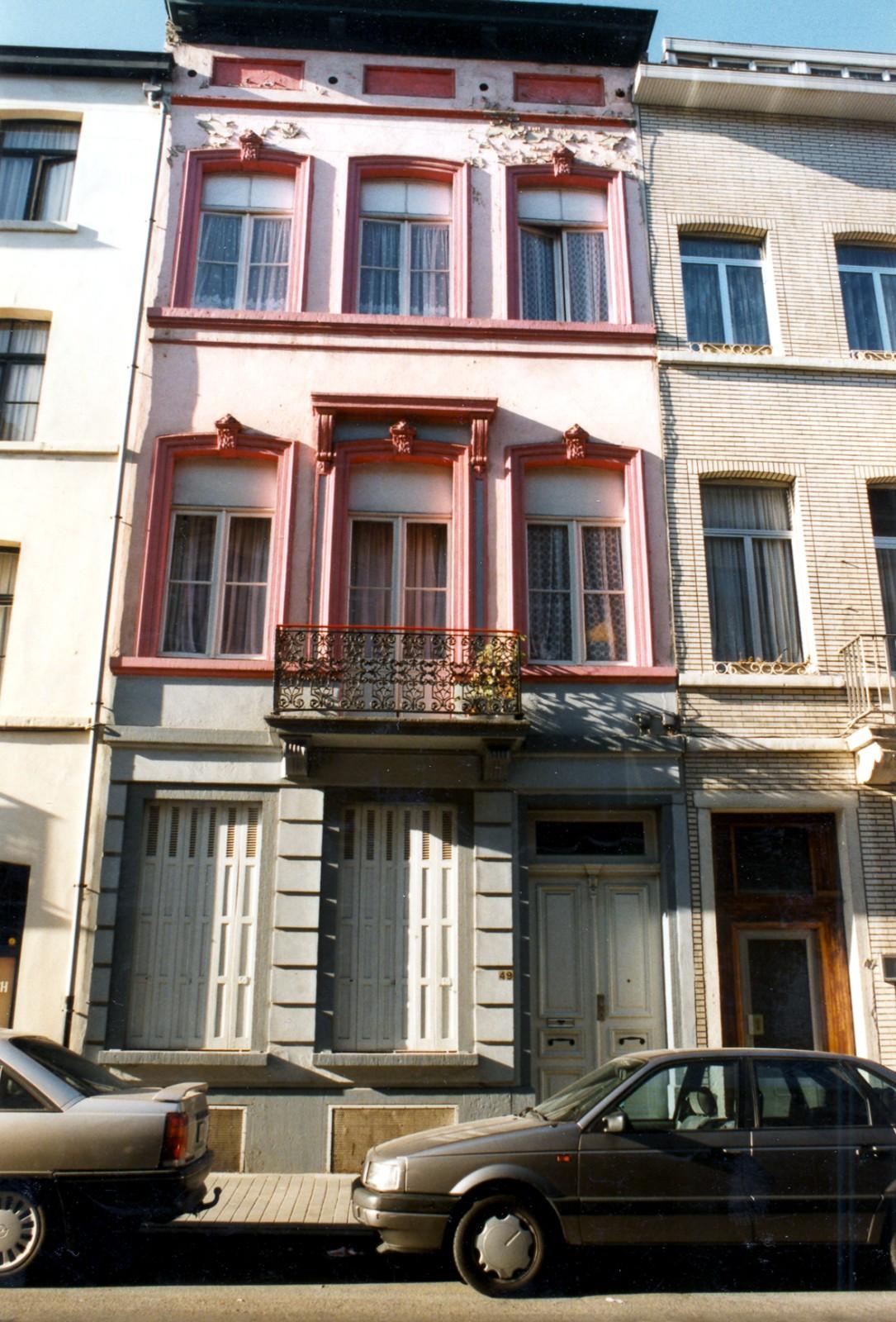 Rue Joseph Claes 49., 1997