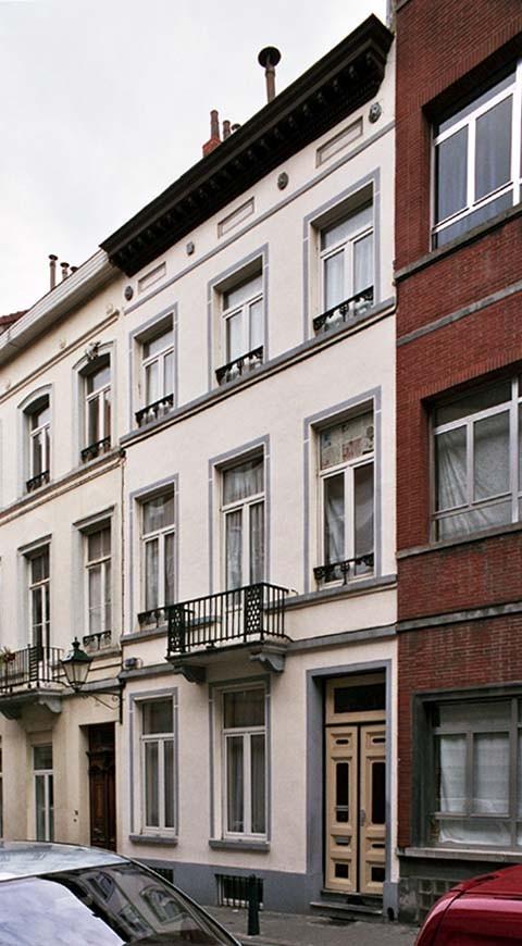 Rue Joseph Claes 76., 2004