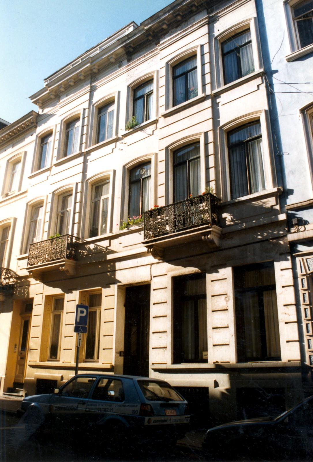 Joseph Claesstraat 95, 93., 1997