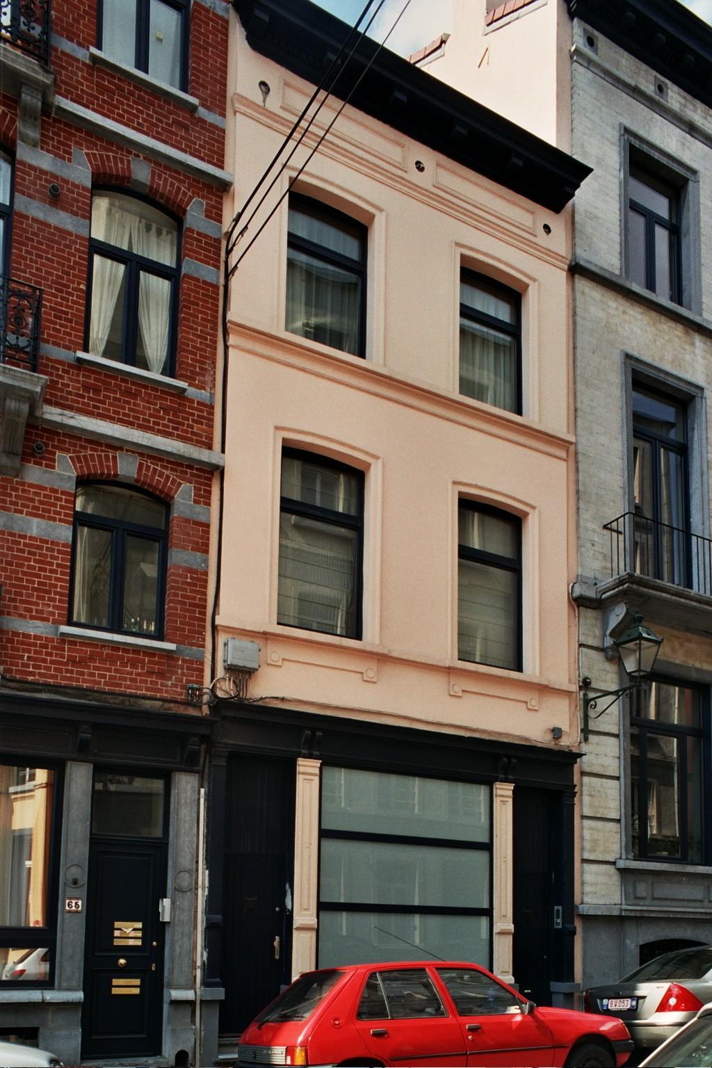 Rue Jourdan 63., 2004