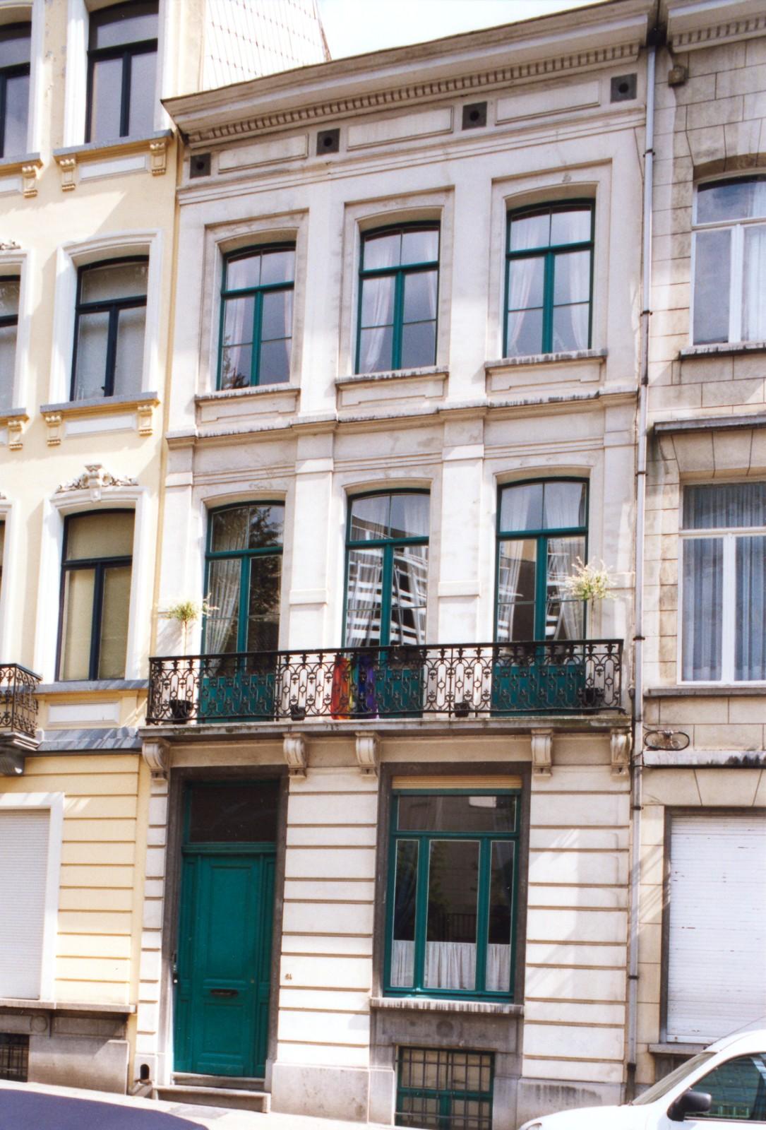 Rue Jourdan 64., 2004