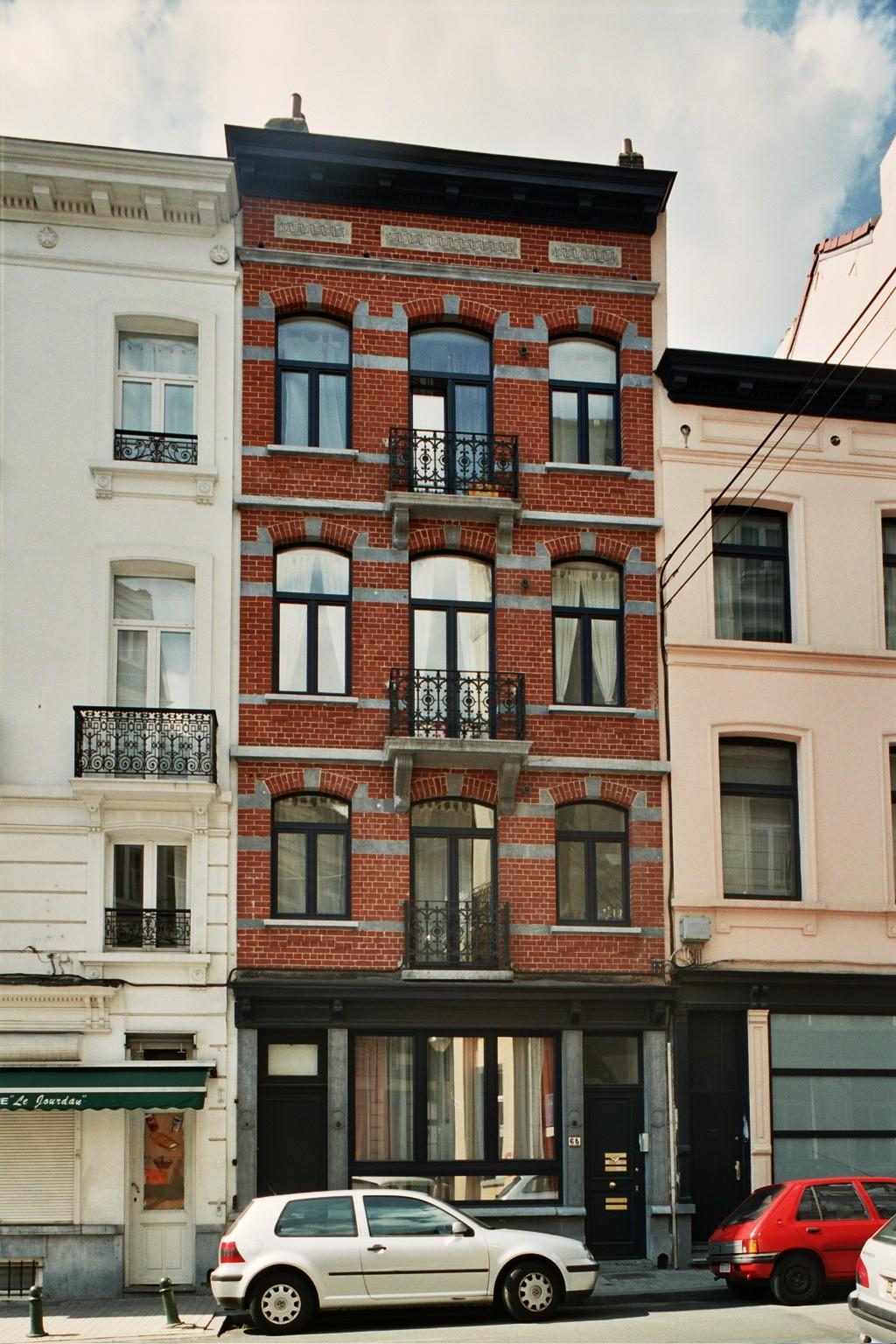 Rue Jourdan 65., 2004