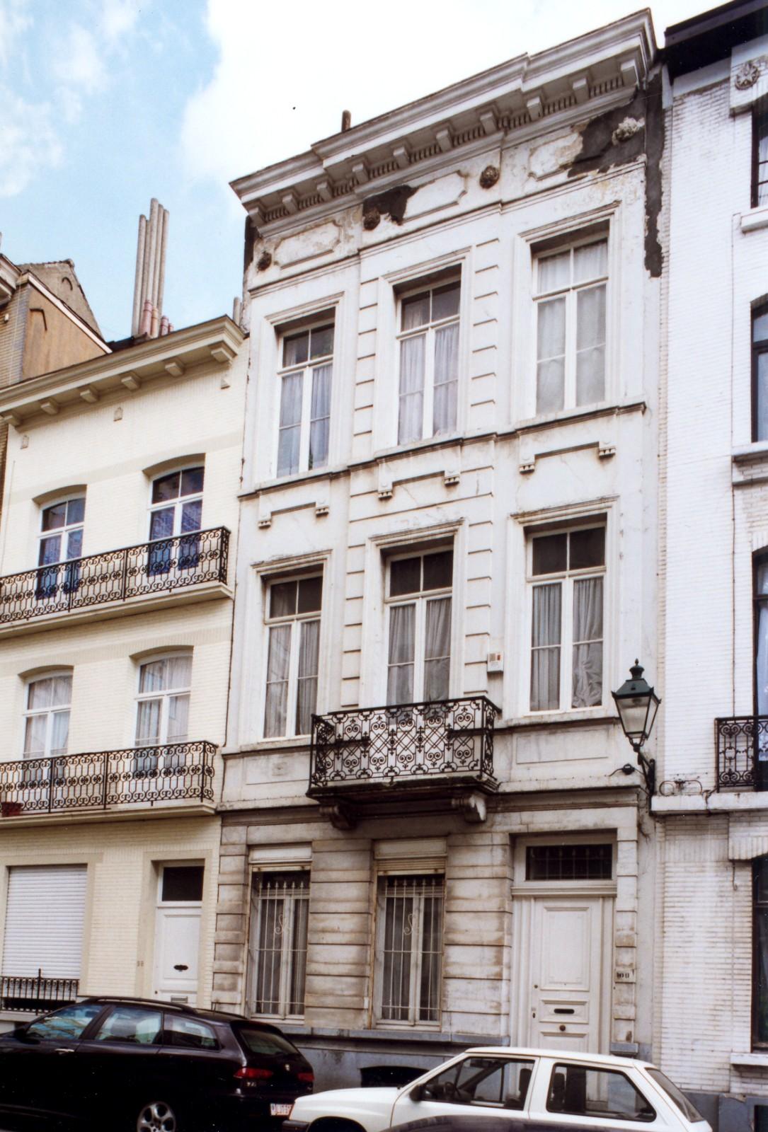 Rue Jourdan 100., 2004