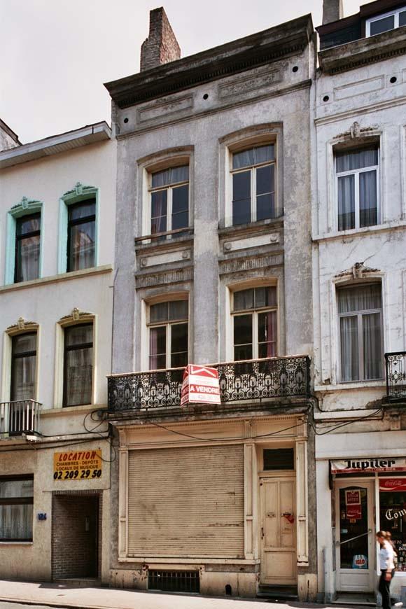 Rue Jourdan 128., 2004