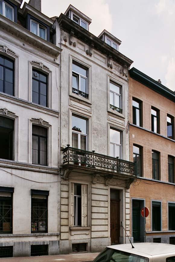 Rue Jourdan 144., 2004