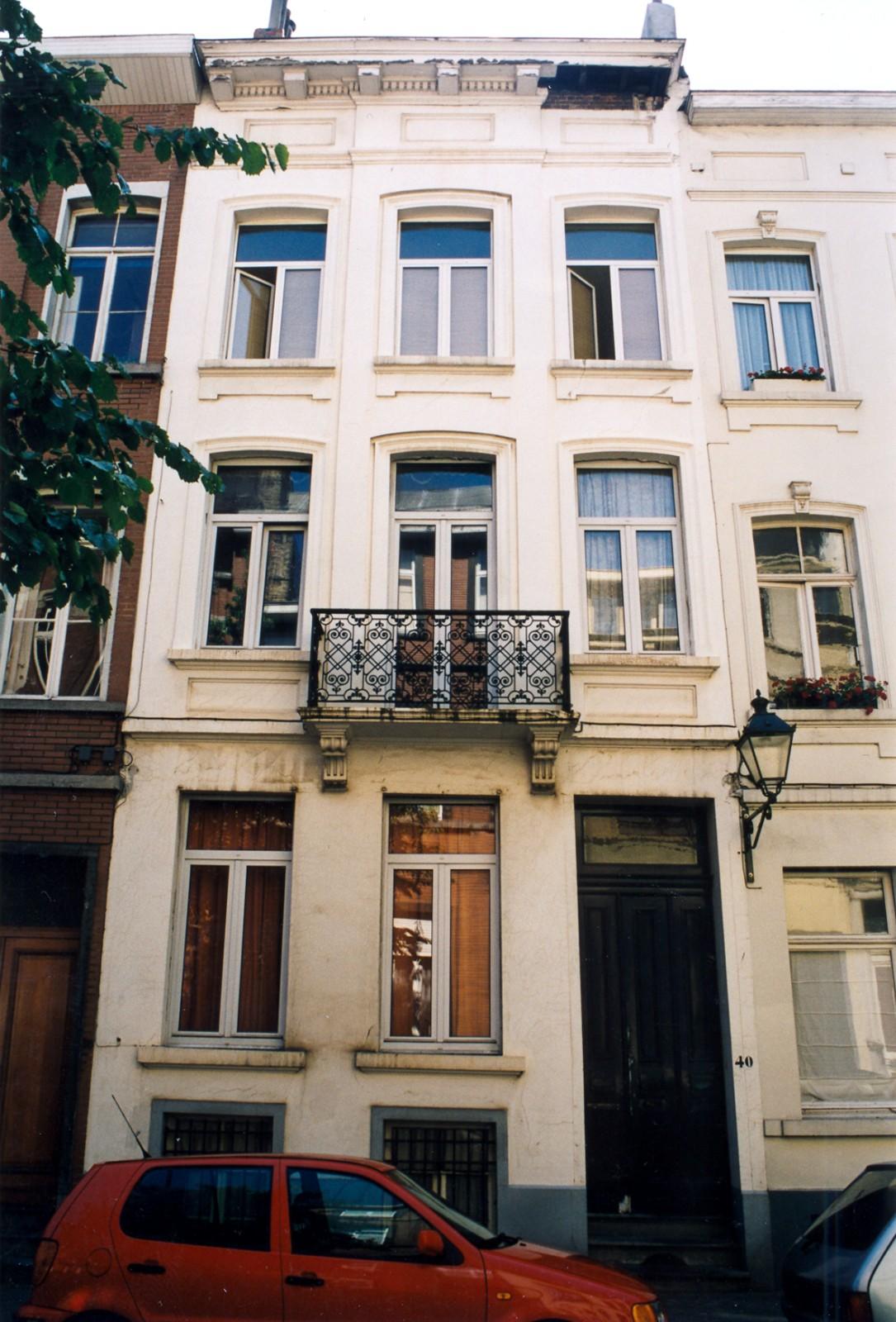 Rue de Lausanne 40., 2003