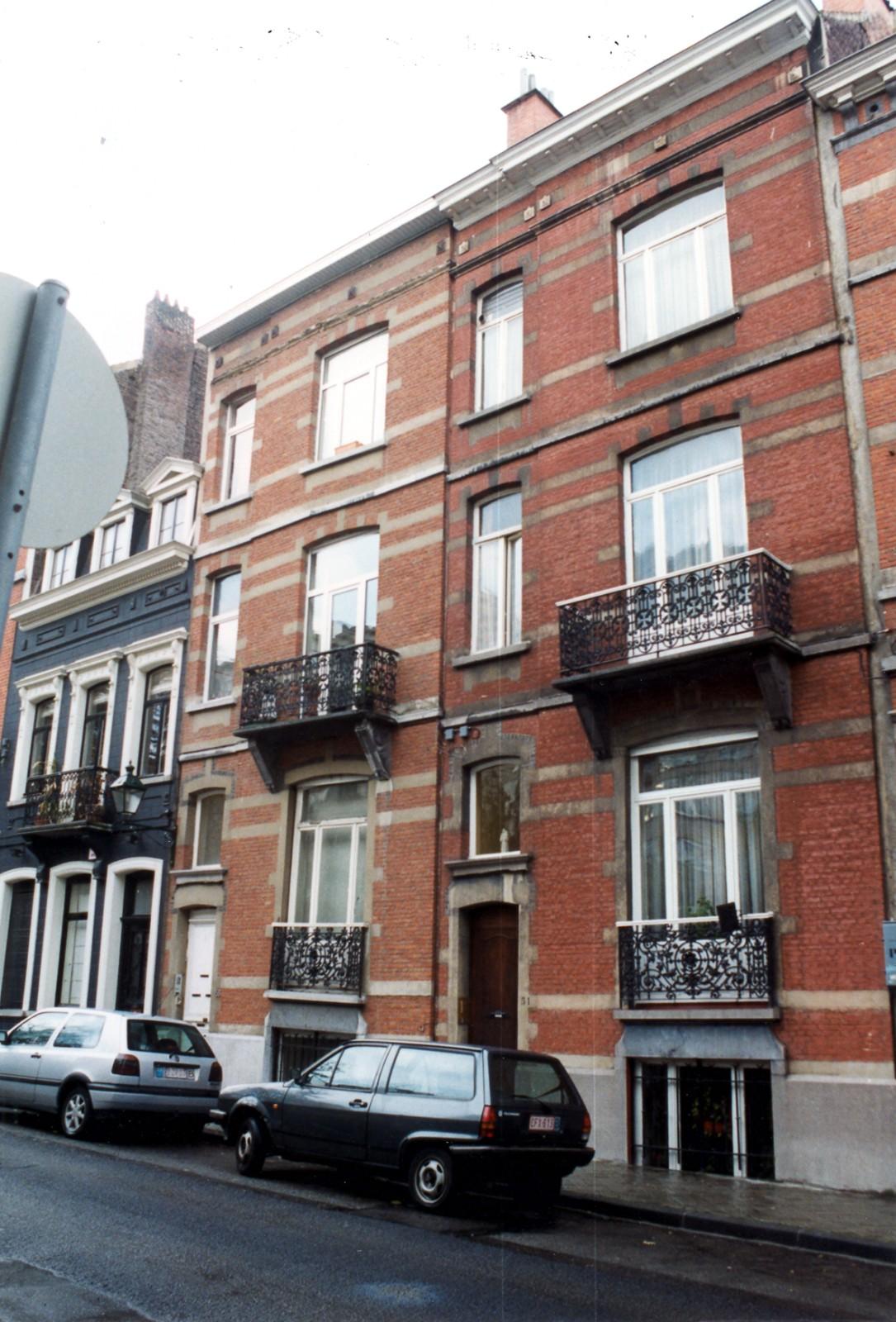 Rue de Lausanne 53 et 51., 1999