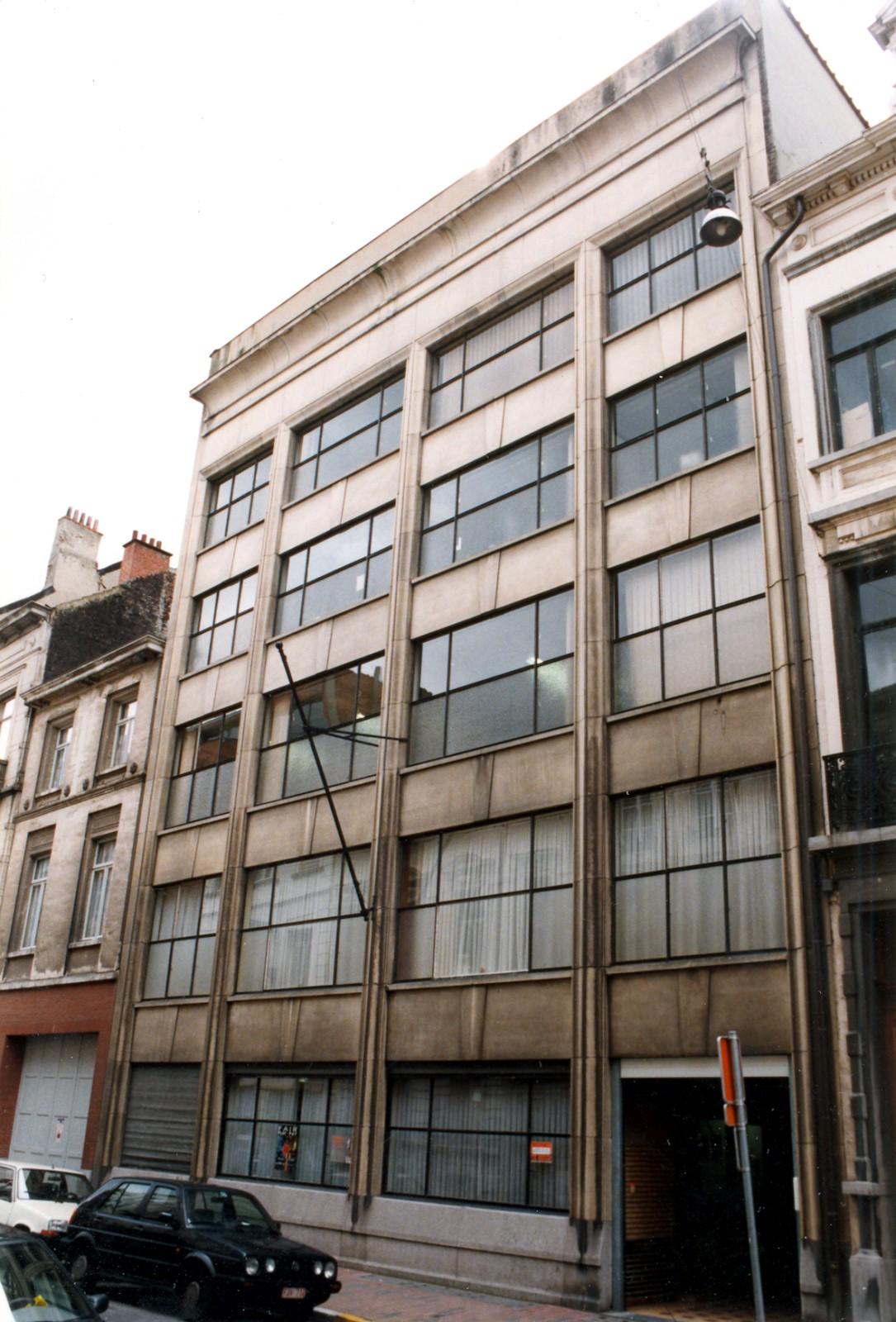 Rue de la Linière 11., 1998