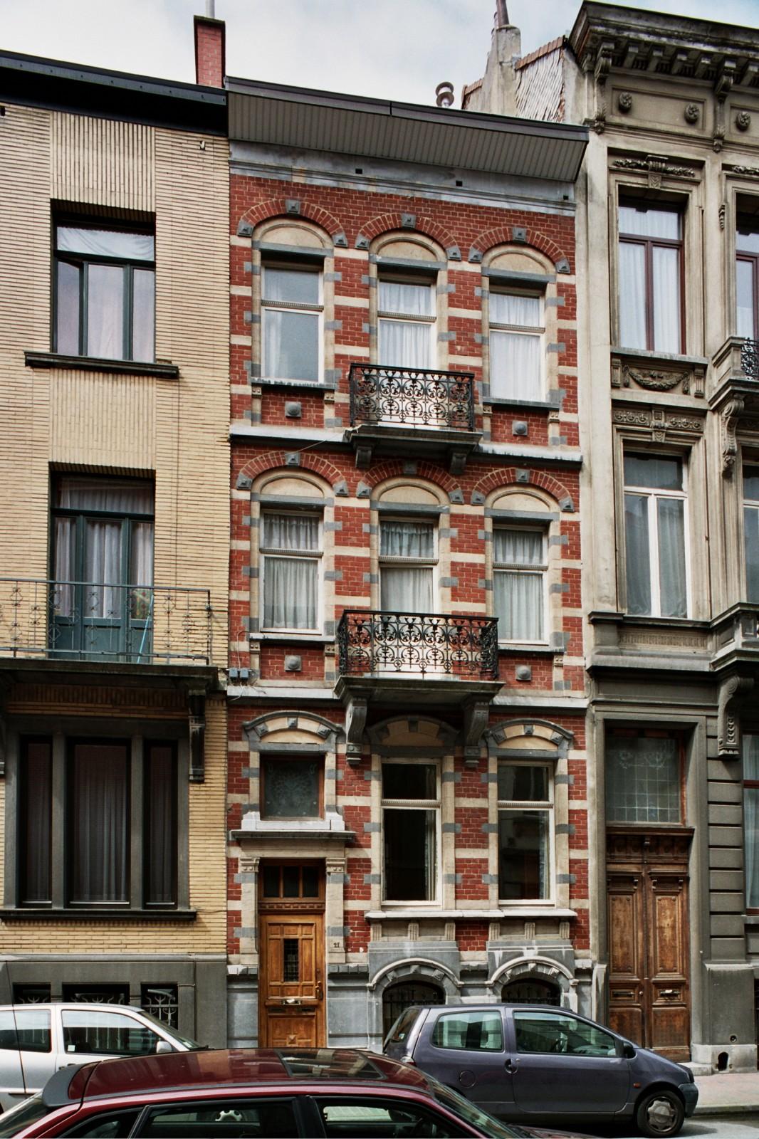 Rue de la Linière 21., 2004