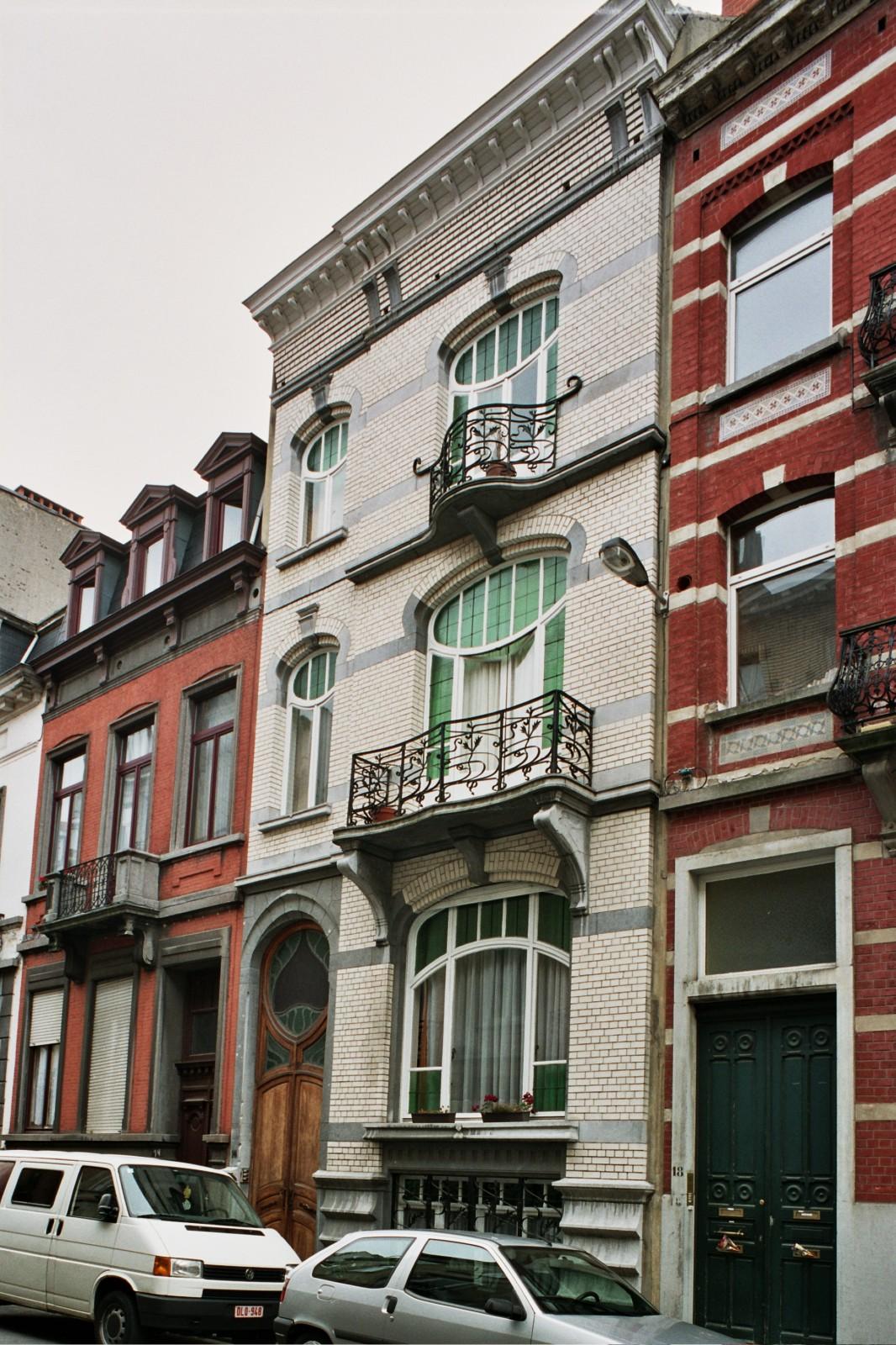 Rue de Lisbonne 16., 2004