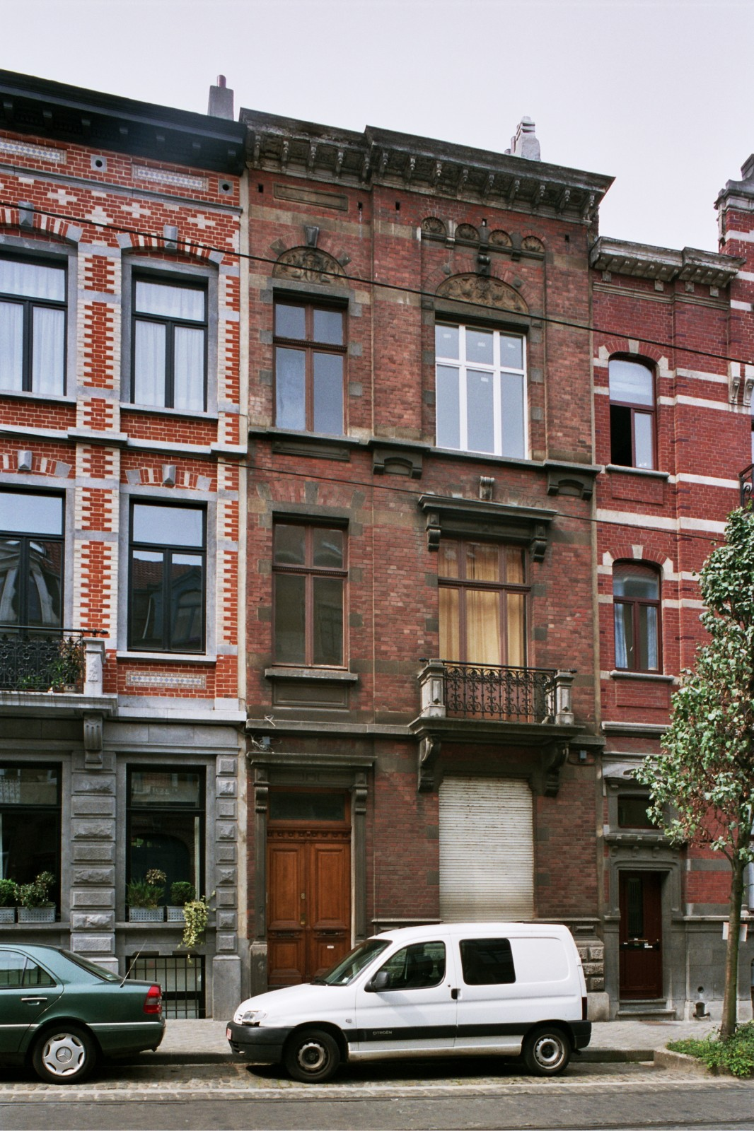 Rue de Lombardie 7., 2004