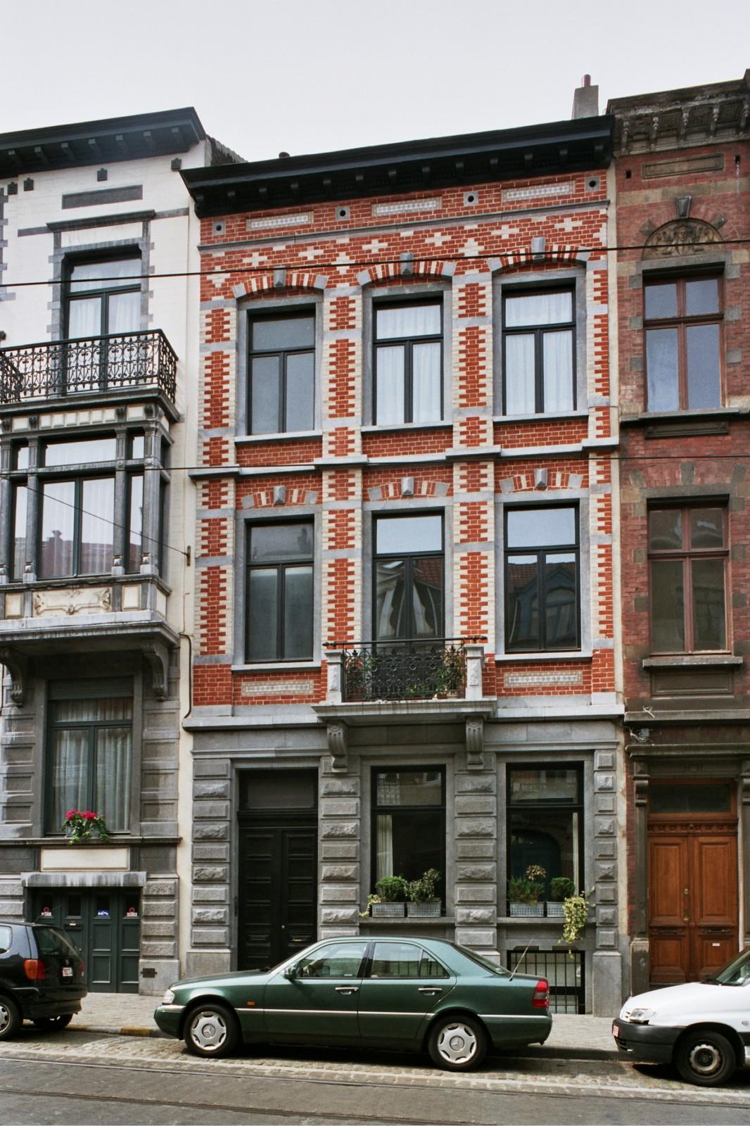 Rue de Lombardie 9., 2004