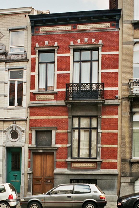 Rue de Lombardie 48., 2004