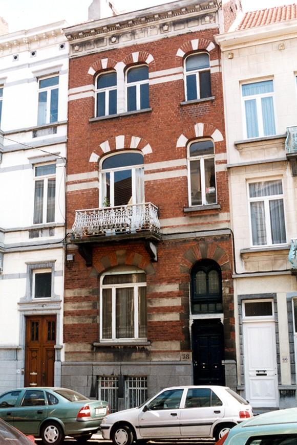 Rue de Lombardie 58., 2003