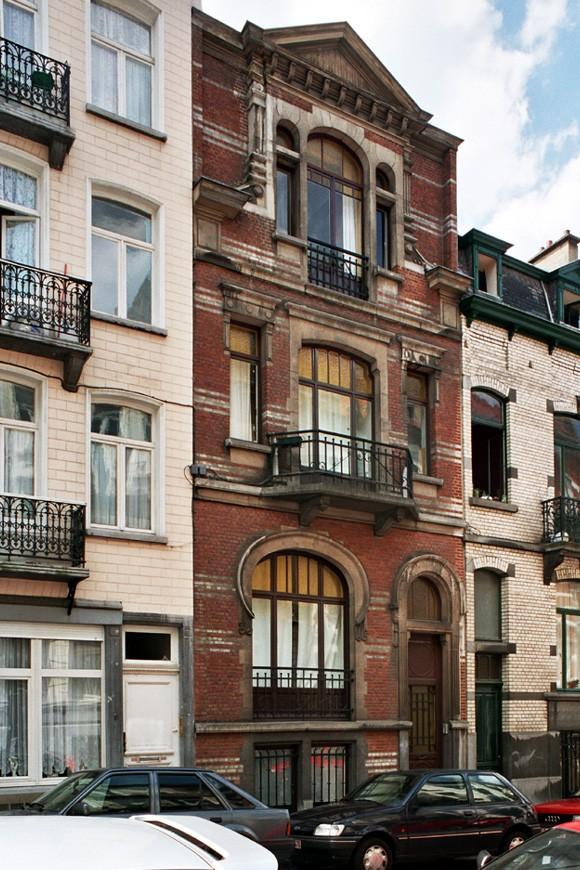Rue de Loncin 15., 2004