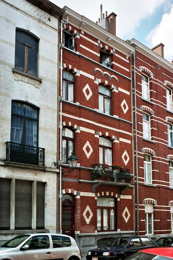 Rue de Loncin 29., 2004