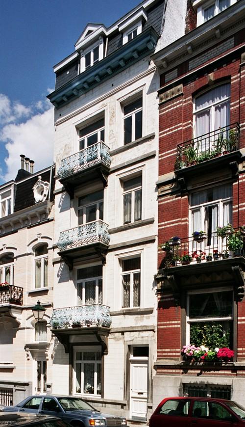 Rue de Loncin 36., 2004