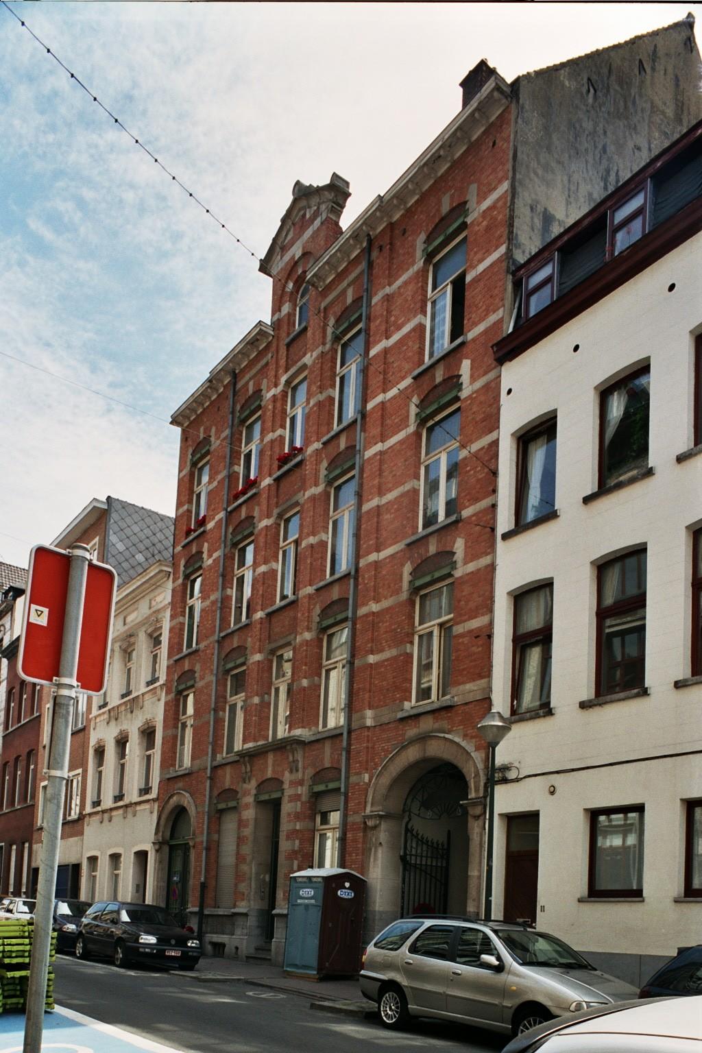 Louis Coenenstraat 13 en 15., 2004