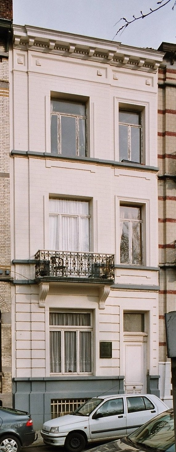 Place Louis Morichar 18., 2003