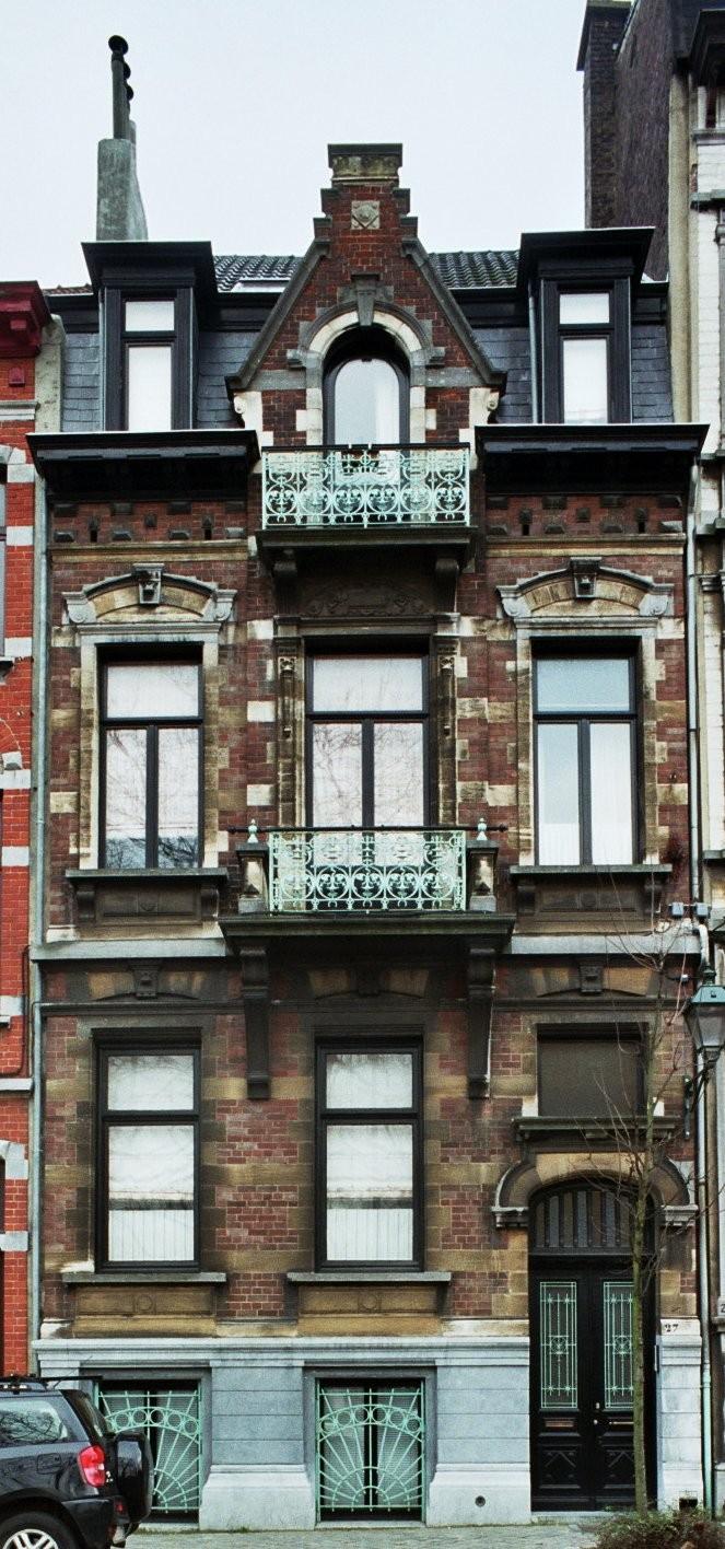 Place Louis Morichar 27., s.d.