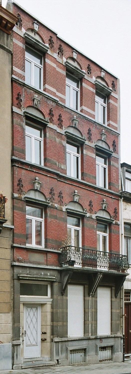 Rue du Lycée 11., 2003