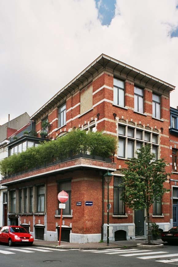 Rue Maurice Wilmotte 28., 2004