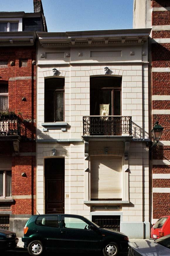 Rue Maurice Wilmotte 50., 2004