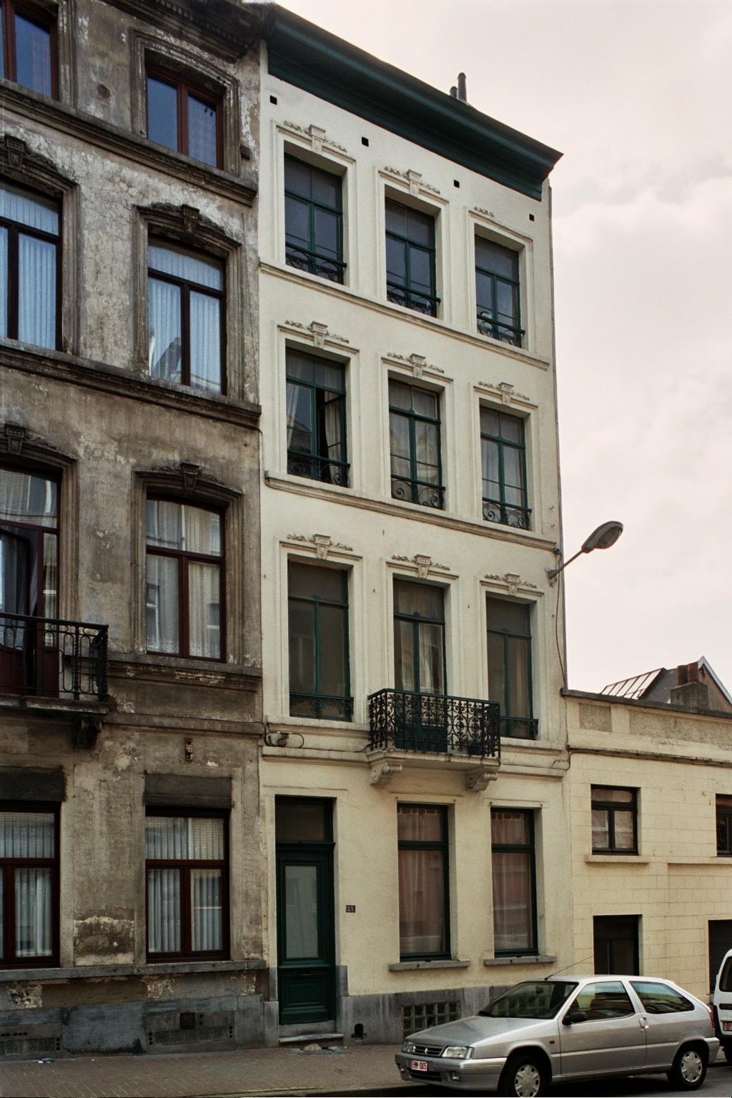 Rue du Métal 23., 2004