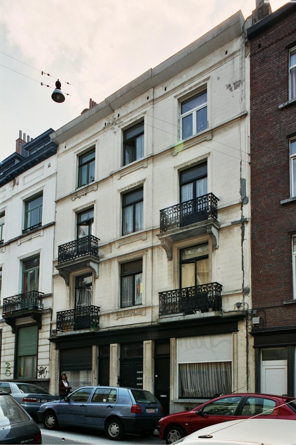 Witte-Bergstraat 3-3a-3b., 2004