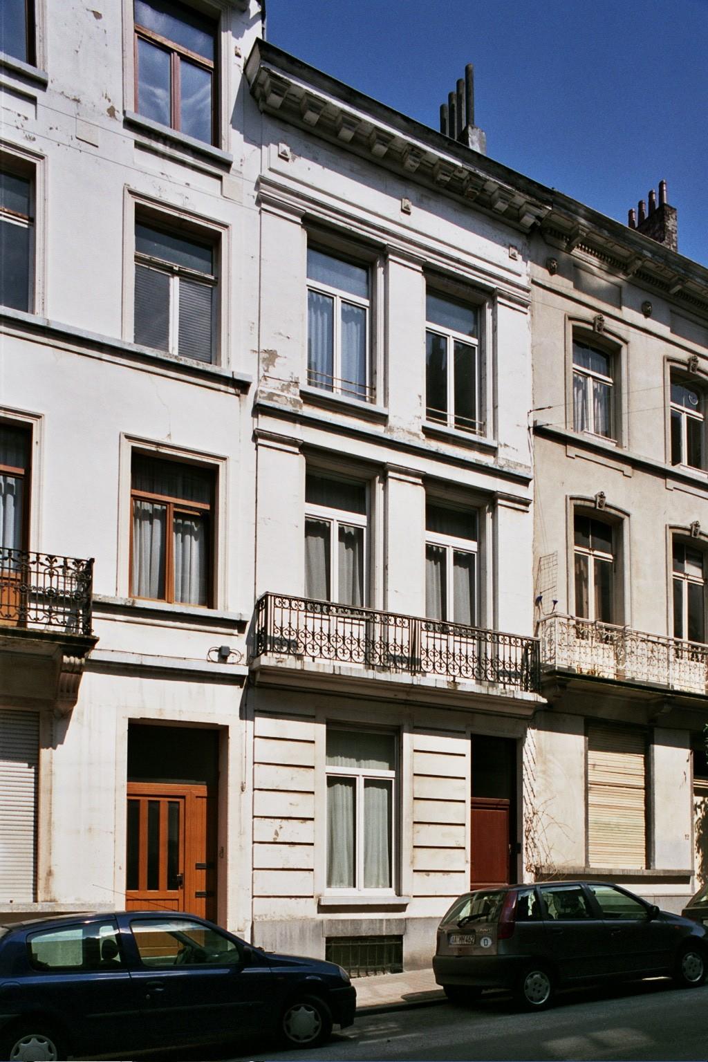 Witte-Bergstraat 10., 2004
