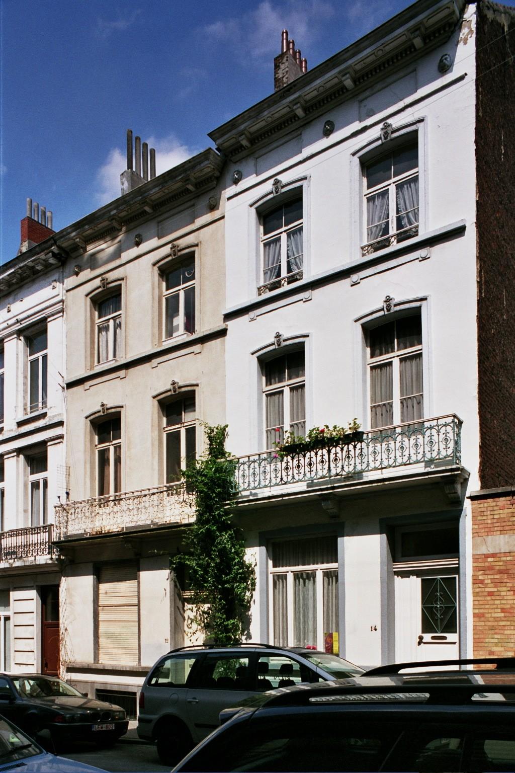 Witte-Bergstraat 12 en 14., 2004