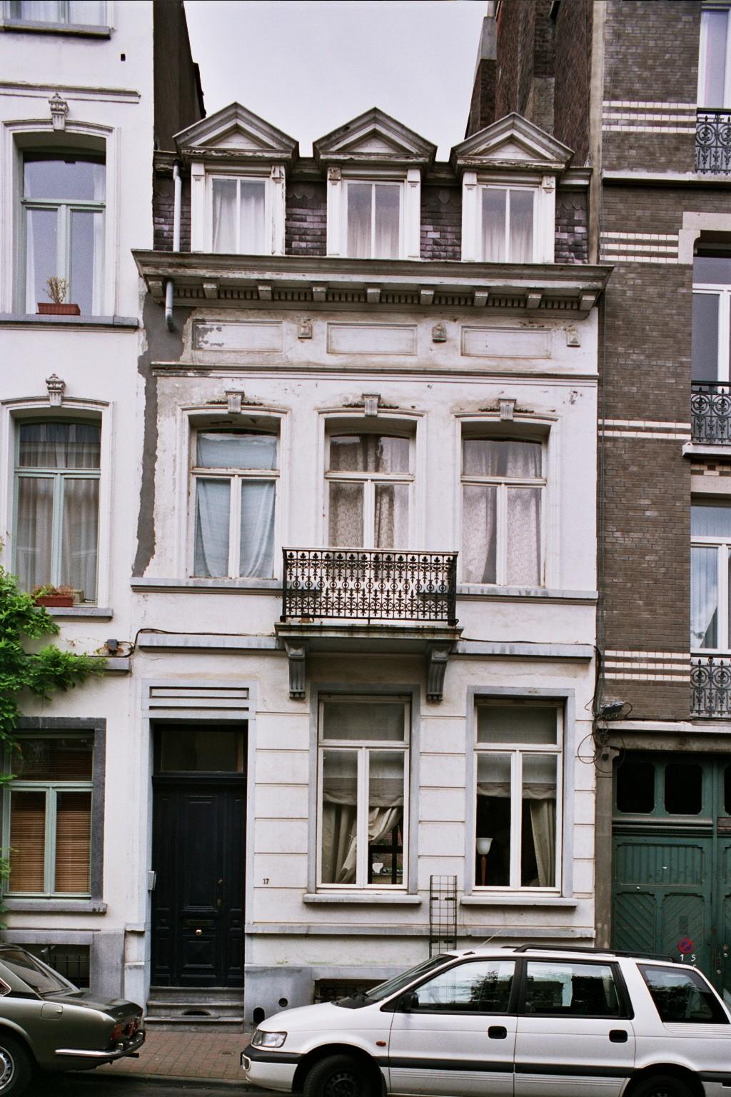 Witte-Bergstraat 17., 2004