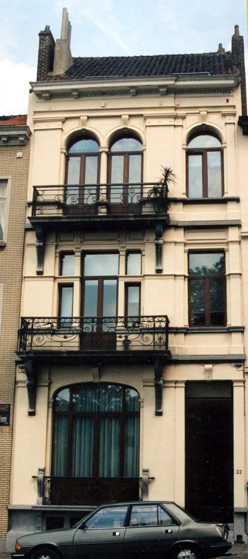 Avenue du Mont-Kemmel 22., 1999