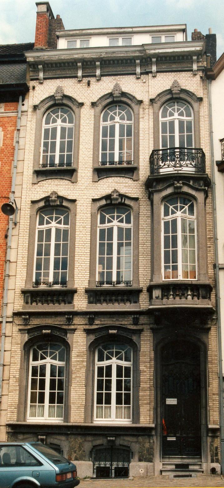 Avenue du Mont-Kemmel 35., 1999