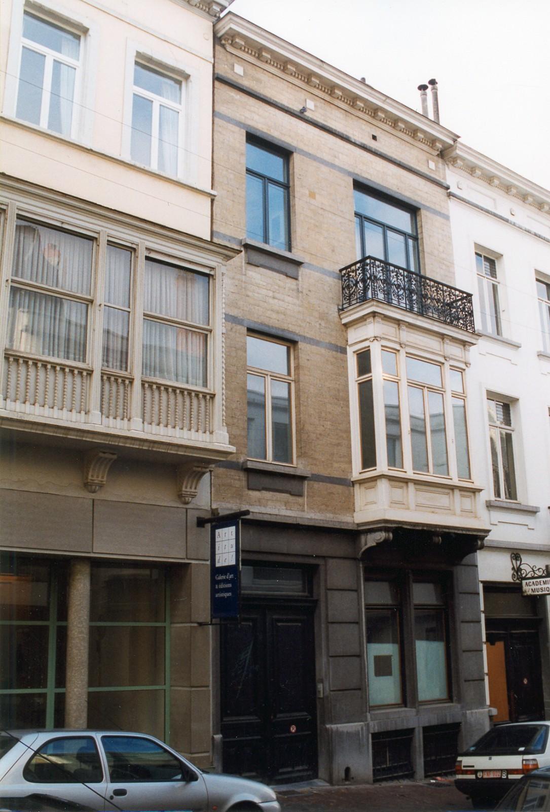 Rue de Neufchâtel 14., 1999