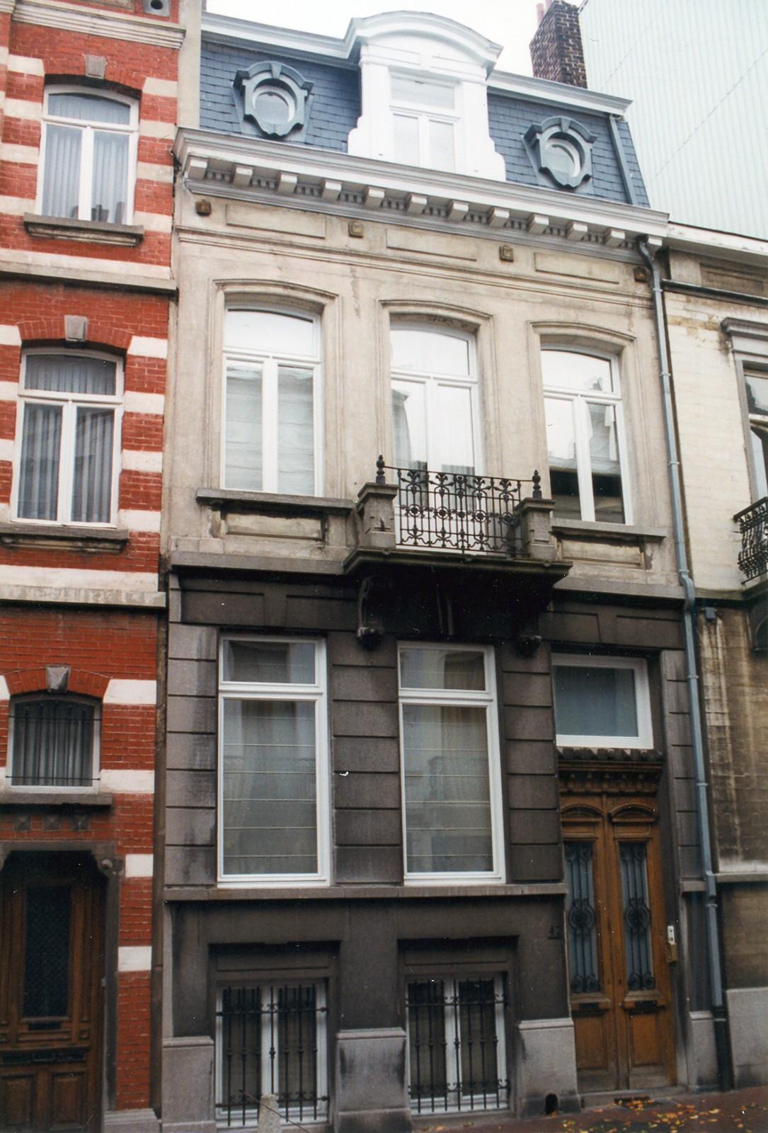 Rue de Neufchâtel 47., 1999
