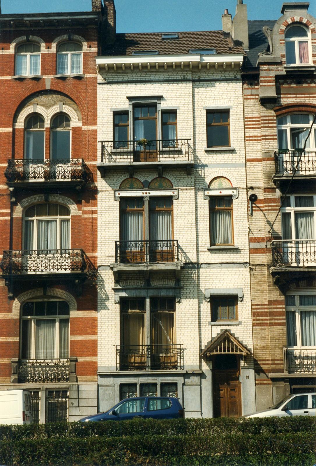 Avenue du Parc 21., 1996